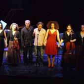 concert with Etgar keret